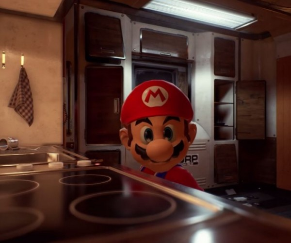 Super Mario 64 Running in Unreal Engine Truly is Unreal