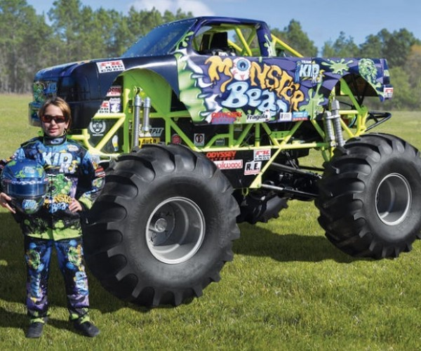 Buy This Mini Monster Truck For $125,000