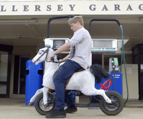 Colin Furze's MotorHorse: Merry-Go-Vroom