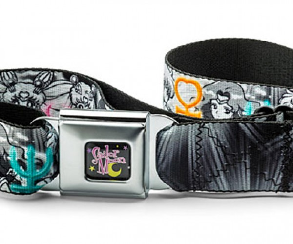 Sailor Moon Belt Keeps Sailors' Moons from Showing