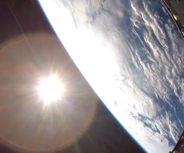 SpaceX GoPro Video Is the Most Serene Thing You'll See All Day