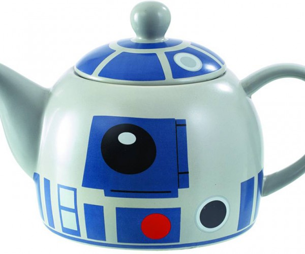 R2-D2 Teapot: Short and Stout