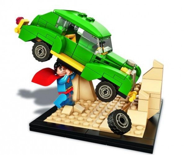 LEGO Action Comics #1 Superman Set