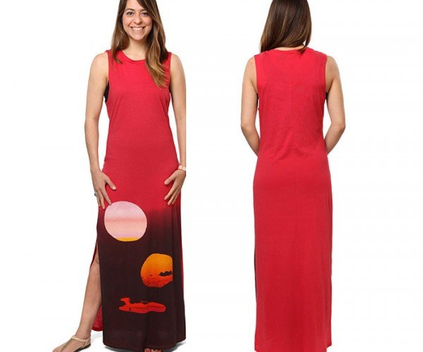Tatooine Sunset Maxi Dress is Geek Chic