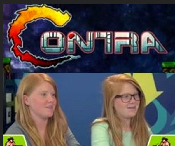 Teens React to Contra. You React to Teens Sucking at Contra
