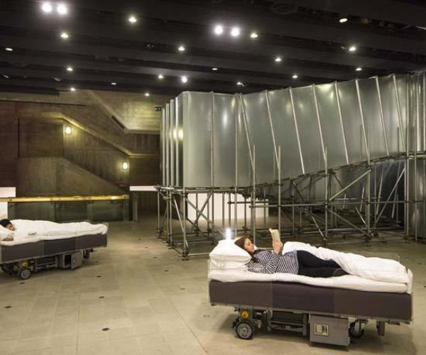 These Robotic Beds Carry You Everywhere