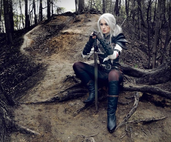 The Witcher Ciri Cosplay Makes Me Want to Play the Game