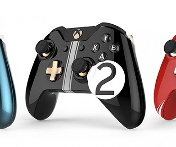 Ford Le Mans Xbox One Controllers: 24 Hours of Gaming