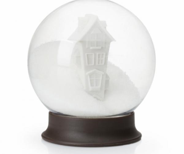 This Snow Globe is a Sugar Bowl