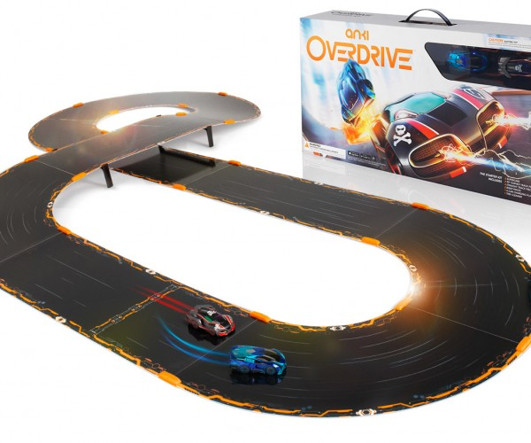Anki Overdrive is a Modern Slot(less) Car Set