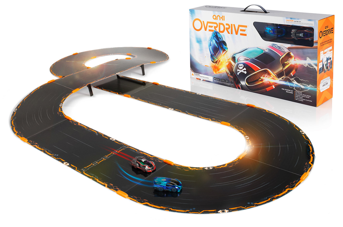 Anki Overdrive Is A Modern Slot Less Car Set Technabob