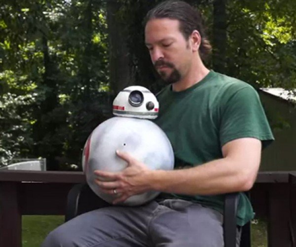 DIY Low Budget BB-8 Puppet: CHPSK-8