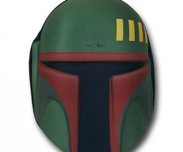 Boba Fett Backpack Has No Jets
