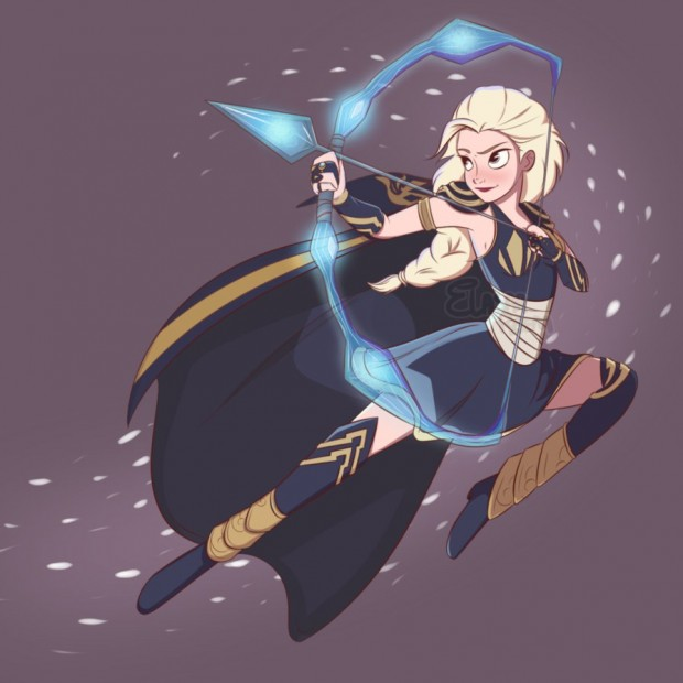 disney_heroines_league_of_legends_mashup_by_elasar_reem_2