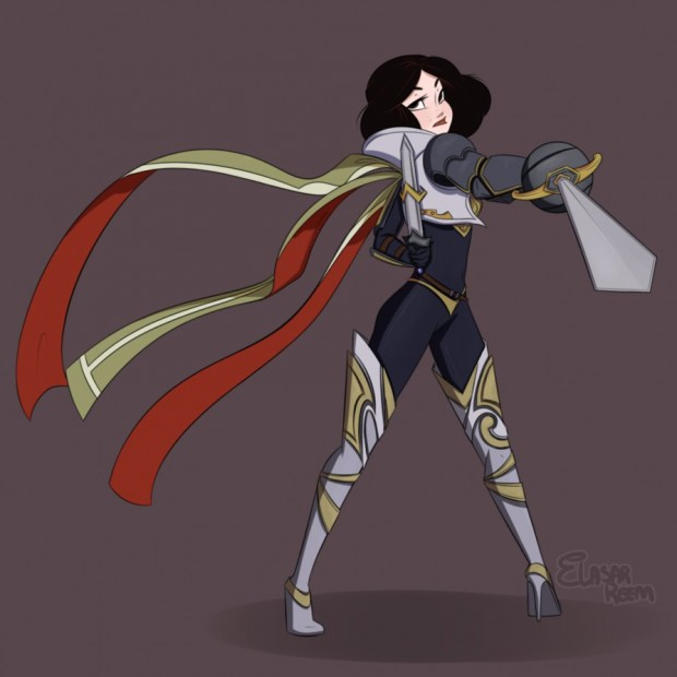 disney_heroines_league_of_legends_mashup_by_elasar_reem_5