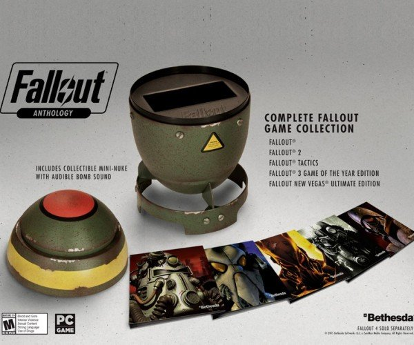 Fallout Anthology is the Bomb