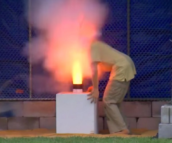 The Government's Fireworks Safety Demonstration Is Horrifying