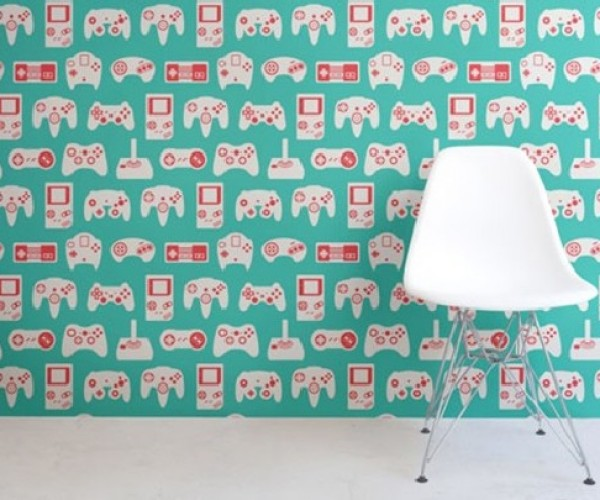 Game Controller Wallpaper Murals Are Gamer Chic