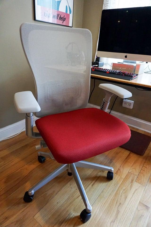 Review Haworth Zody Task Chair Technabob