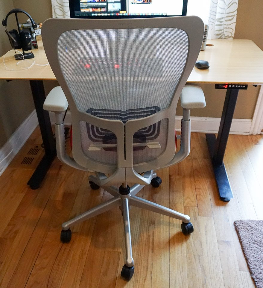Haworth zody task chair specifications