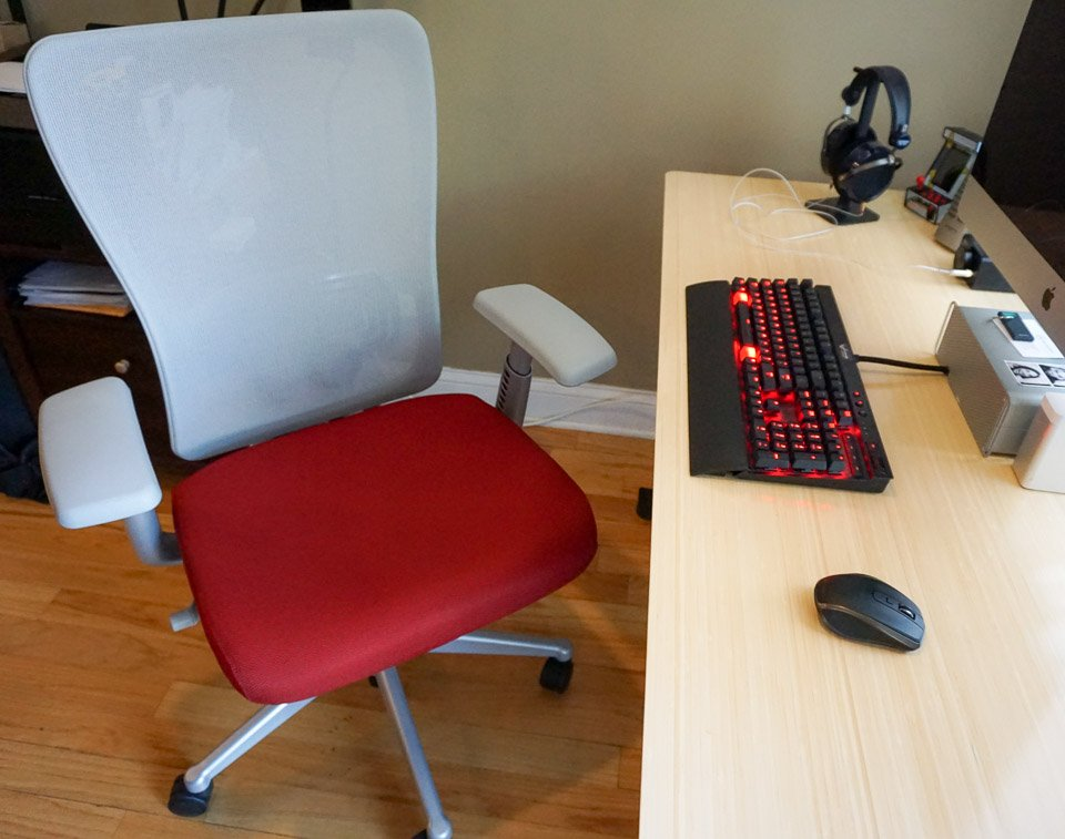 Review Haworth Zody Task Chair