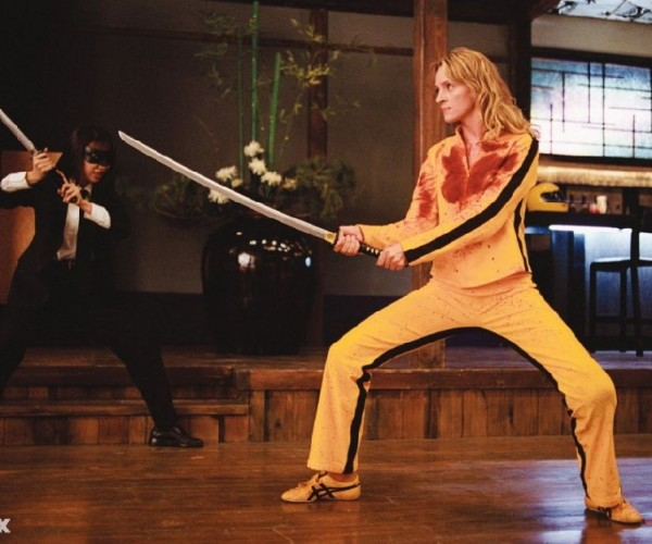 Watch the Kill Bill Katana Remade with Traditional Japanese Methods