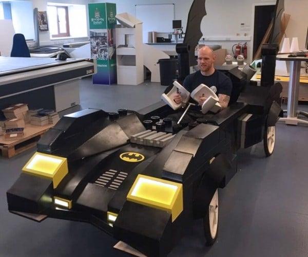 LEGO Soapbox Racer Batmobile