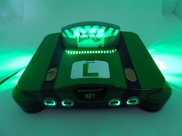 luigi_n64_console
