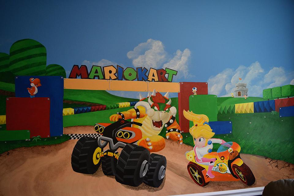 Mario Kart 8 Nursery Baby Park Technabob