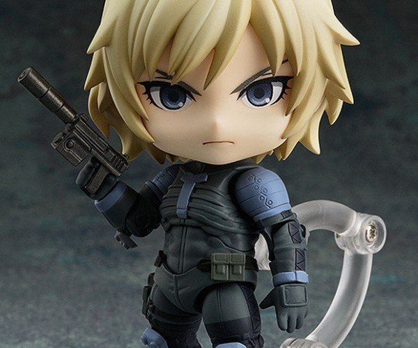 Metal Gear Solid 2 Raiden Nendoroid: Small Boy Unit