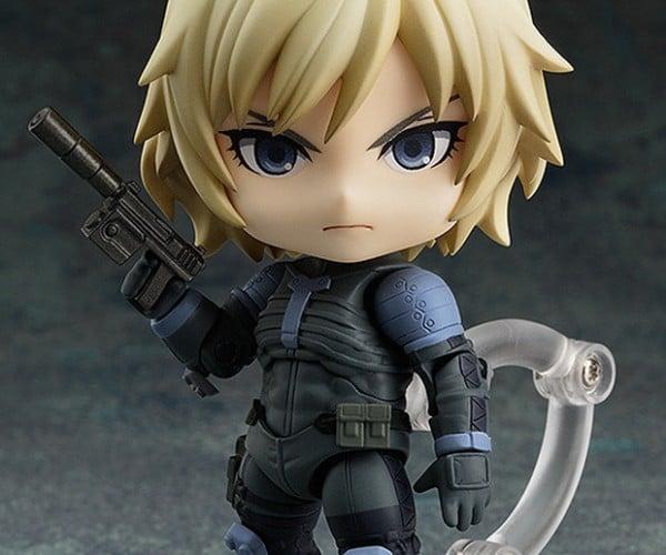 Metal Gear Solid 2 Raiden Nendoroid: Small Boy Unit