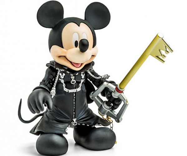 Kingdom Hearts Action Figures: S&M Mickey