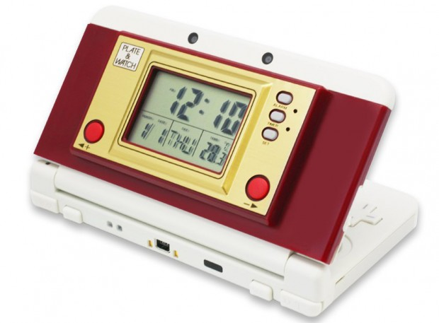 new_nintendo_3ds_game_watch_clock_retro_plate_watch_1