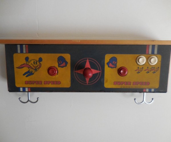 This Super Pac-Man Shelf is Super