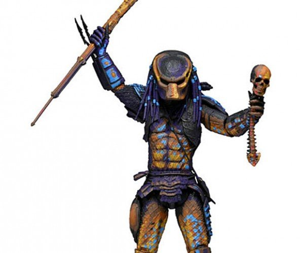 Predator 2 City Hunter Action Figure is Way Cooler than Danny Glover