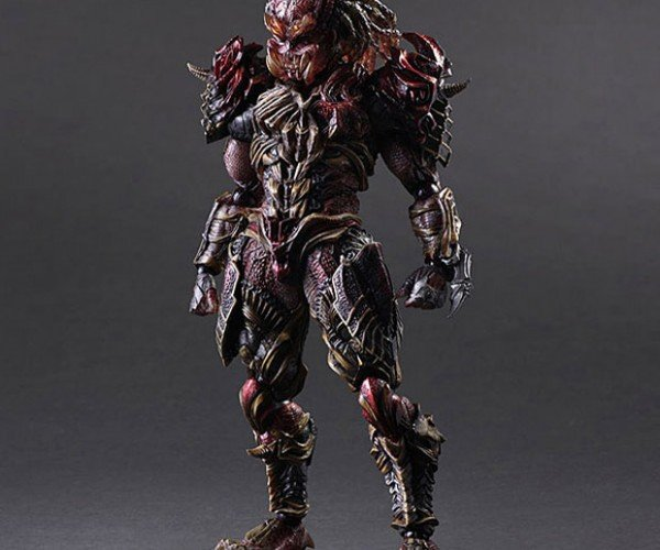 Predator Play Arts Kai Variant Action Figure is a Skull Ripper