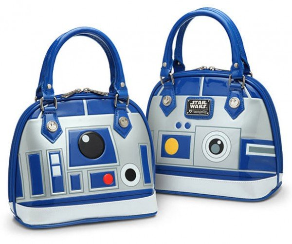R2-D2 Purse Hides Your Rebel Candy Booty