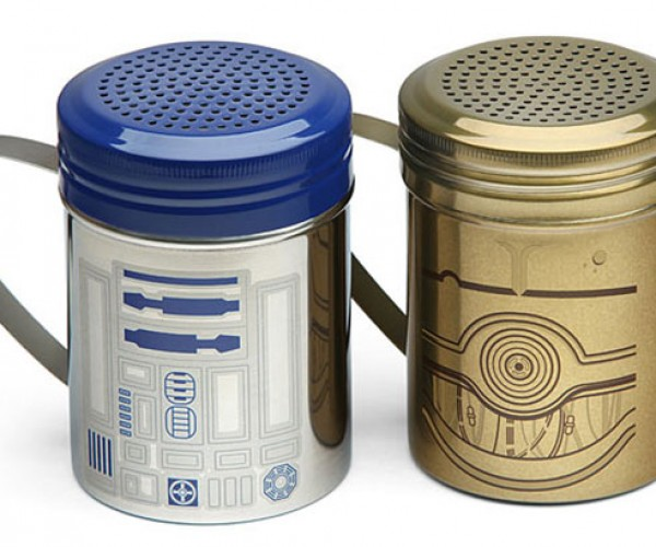 R2-D2 and C-3PO Spice Shakers: These are the Spices You\