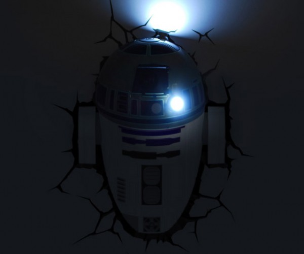3D Light FX Star Wars Wall Crashers: That s No Moon, it s a Nightlight! - Technabob