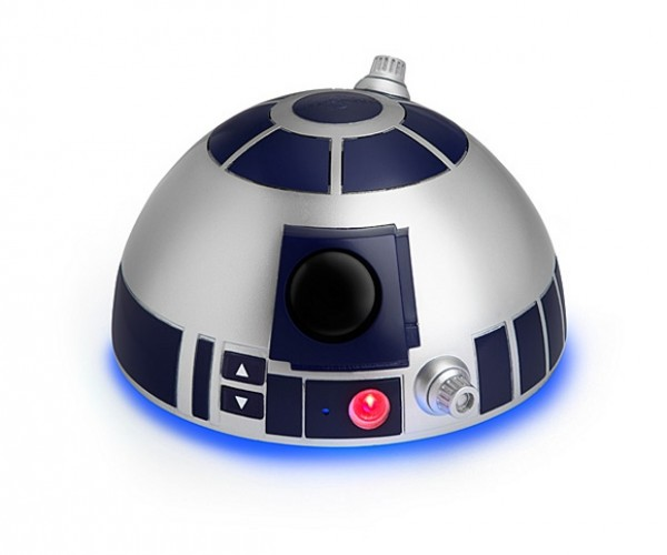 R2-D2 Bluetooth Speakerphone Doesn't Just Pair with Droid Phones
