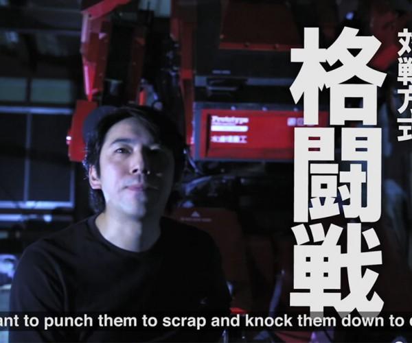 Japan Responds to Robot Battle Challenge: It's on!