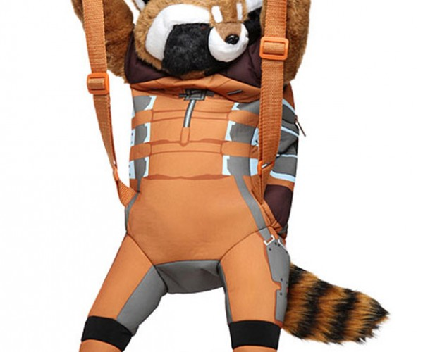 Rocket Raccoon Backpack: Ain\