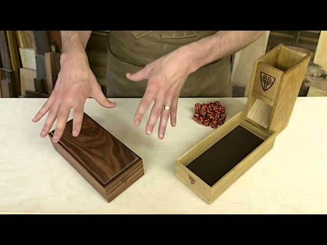 Wyrmwood Dice Tower System Lets You Roleplay as a Classy Character