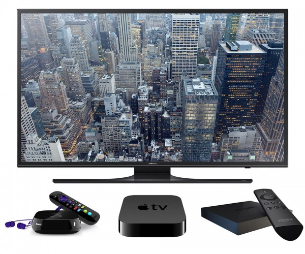 Win This Samsung 50-Inch 4K TV and a Media Player