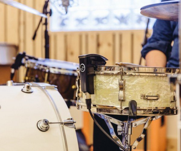 Dynamic Drum Trigger Knows Where and How You Hit the Drums: Sensory Percussion