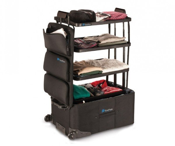 The ShelfPack Really Lets You Live out of Your Suitcase
