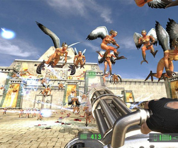 Serious Sam Easter Egg Discovered 14 Years After Launch