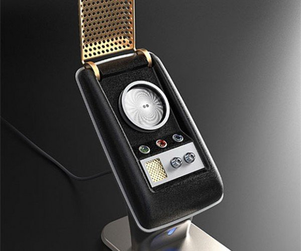 Star Trek Bluetooth Communicator: Beam My Wallet up, Scotty!