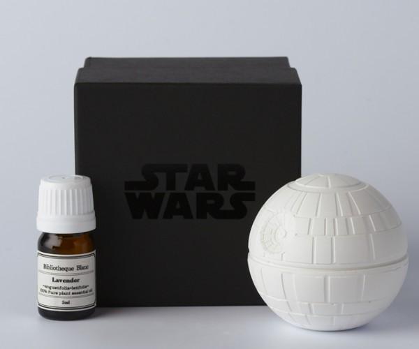 Star Wars Aroma Ornaments: Eau bi Wan
