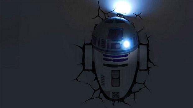 3d Light Fx Star Wars Wall Crashers That S No Moon It S